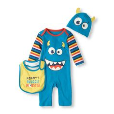 A complete set for mommy's snuggle monster! #bigbabybasketsweeps