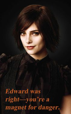 Alice Cullen from Twillight (Ashley Greene) I love twillight! To hell with the haters! Twilight Quotes, Twilight Saga, Ashley Greene Twilight, Alice Cullen, Edward Cullen, Twilight Breaking Dawn, Vampire Love, New Moon, Real Beauty