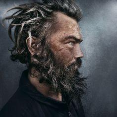 Lee Jeffries devient SDF pour photographier les Gens de la Rue (11)