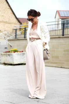 pastel palazzo pants-  Just Trendy Girls (@JustTrendyGirl) | Twitter