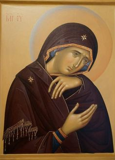 Byzantine Icons, Byzantine Art, Religious Icons, Religious Art, Roman Church, Religious Paintings, Roman Art, Madonna And Child, God Pictures