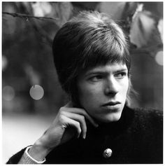 David Bowie by David Wedgbury