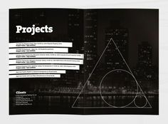 Double Page Spread in book for Commercial/Retail Developer