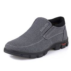info for ebd40 8b1be US 44.49 - Men Old Beijing Style Soft Plush Lining Casual Cloth Shoes  Beijing, Casual