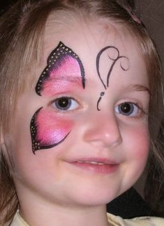 Face Painting Ideas for Kids Birthday