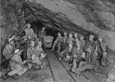 Cornish tin miners