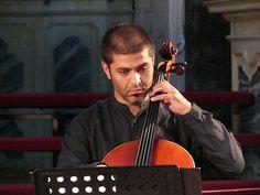 Samuel Santos, violoncelo