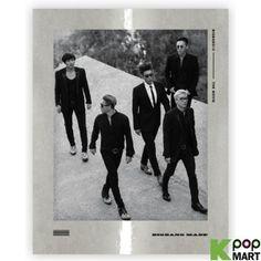 BIGBANG10 THE MOVIE BIGBANG MADE (Blu-ray + DVD + OST) (3-Disc) (Full Package Box Limited Edition) (Korea Version)