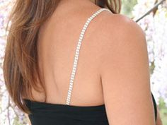 e0a1399db9 Bra straps designed for strapless bras. Beaded bra straps and rhinestone  bra straps to match every style. Pretty bra straps that are fun and fancy  straps.