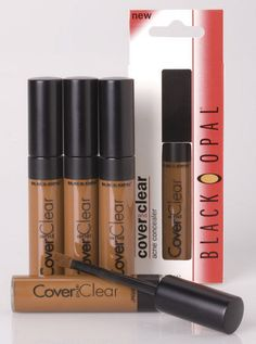 Black Opal Cover and Clear Concealer ($5.75) is nothing short of genius. The creamy, ultra-blendable concealer is spiked with acne-fighting salicylic acid, so it helps zaps zits while covering them up!