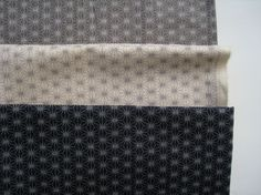 sashiko print cotton
