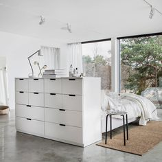 A room with a view by Ikea. A room with a view by Ikea. The post A room with a view by Ikea. appeared first on Slaapkamer ideeën. Ikea Bedroom, Home Bedroom, Cheap Furniture, Rustic Furniture, Furniture Online, Furniture Market, Furniture Movers, Furniture Stores, Furniture Design