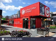centro comercial contenedores - Buscar con Google