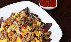 Skinny Breakfast Nachos | Skinny Mom | Tips for Moms | Fitness | Food | Fashion | Family