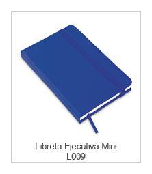 Libreta Ejecutiva Mini