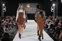 """Designerin Martina Mueller-Callisti präsentierte ihre Kollektion """"Callisti's NEW NOW"""" auf der MQ VIENNA FASHIONWEEK.20. Ihre neue Kollektionbezieht sich auf den Wandel der Zeit, den wir gerade durchleben. Fancy, Models, Couture, Designer, Fashion, Templates, Moda, Fashion Styles, Fasion"""