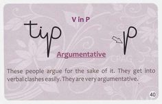 V in p = argumentative