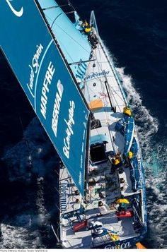 Telefonica - Volvo Ocean Race 2012
