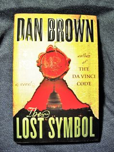 """Dan Brown """"The Lost Symbol"""" (2009) Hardcover First Edition New"""