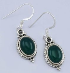#Wholesale #Retail #Beautifully #Handmade #Green #Onyx Gemstone #Earring for Women,by Brillante Jewelry Made from 92.5 sterling Silver #Green #Onyx Gemstone #Earring and #Price $16.99 . And by using Natural Gemtones..Pick this #Earring to add new definition to your Personality.About the Brand-Associated with Glamour,style and class,Brillante–Jewelry fashion jewelry appeals to,women across all age-groups.