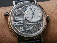 breguet tourbillon watches