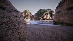 Fifty shades of sand.. Cinquenta sombras de areia.. #beach #landscape #places #portugal #algarve
