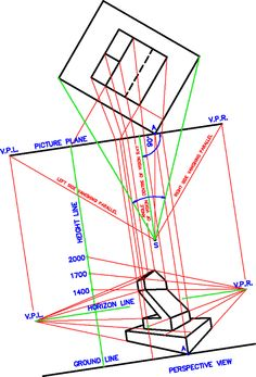 perspective projection - Google 검색