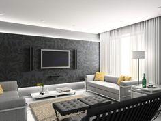moderne wohnzimmer beispiel moderne einrichtungsideen wohnzimmer, Innenarchitektur ideen