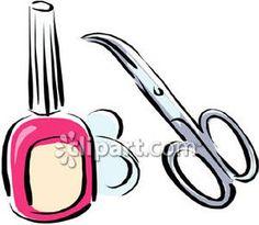 9 best beauty clip art images on pinterest clip art dupes and rh pinterest com manucure clipart black and white manicure clipart png