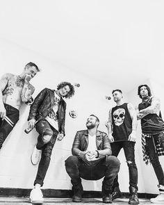 Emo Bands, Music Bands, Rock Bands, Metal Bands, Asking Alexandria Lyrics, Emo Rock, Rock Band Photos, Danny Worsnop, Movies