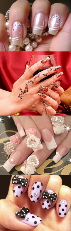 DIY Glitter Nail  FABULOUS NAIL CRAFT!!!!