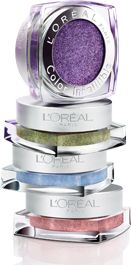L'Oreal Infallible 24 Hour Eyeshadows--Have Most of these--best drug store shadows EVER! Love the new summer line also!