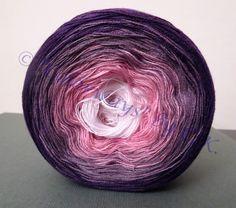 """Violetta"" Yarn Colors, Threading"