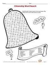 5th Grade Word Search Printable | ... travel activity book ...