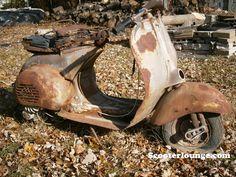 Rust in Peace: Vespa Allstate