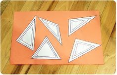 Similar Triangles Activity, Similar Triangles Lesson, Similar Triangle Project