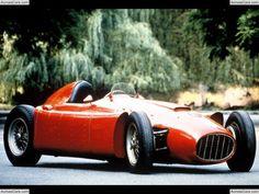 Lancia D50 Formula 1 (1954)