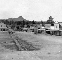 arizona historical photographs | Thread: Old photo of Prescott, AZ