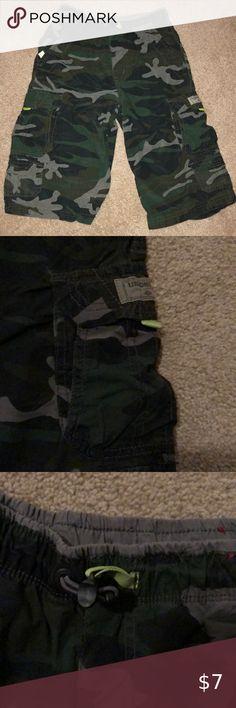 Kid N Me Sportswear Girls size M Cotton Casual Shorts Black Solid Designer CHOP