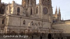 Places to see in ( Burgos - Spain ) Catedral de Burgos The Cathedral of Saint Mary of Burgos is a Catholic church dedicated to the Virgin Mary located in the Spanish city of Burgos. Its official name is Santa Iglesia Catedral Basílica Metropolitana de Santa María de Burgos. Catedral de Burgos construction began in 1221 following French Gothic patterns . Had major changes in the 15th and 16th centuries: the spiers of the main facade the Chapel of the Constable and dome of the cruise elements…