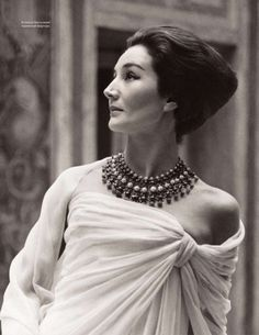Countess Jacqueline de Ribes
