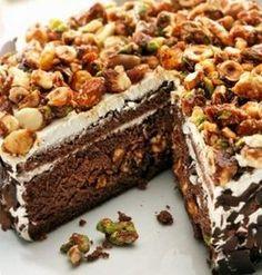 Krokanlı keki mutlaka deneyin ve bu kek tarifimizi en sevdiğiniz insanlarla paylaşın. Kim bilir belki onlarda bu tarifinizi sevecek ve hoşlarına gidecek. Most Delicious Recipe, Delicious Desserts, Yummy Food, Cookie Recipes, Snack Recipes, Dessert Recipes, Cake Cookies, Cupcake Cakes, Pudding Cake
