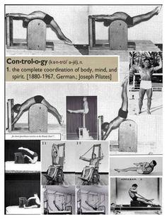 Joseph Pilates                                                       …