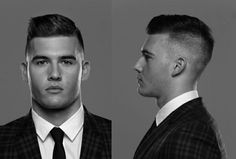 The Best Hairstyles for Round Faced Men 2015