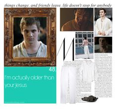 """[TB30+TC] {31/30} Godric"" by moonlightangel ❤ liked on Polyvore featuring Guide London, Wallflower, Pringle of Scotland, Quiksilver, Vegetarian Shoes, godric, true blood and true blood 30+ theme challenge"