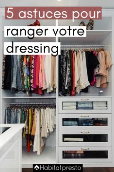 Discover recipes, home ideas, style inspiration and other ideas to try. Ikea Shelves, Ikea Storage, Konmari, Armoire Dressing, Bar Armoire, Diy Clothes Storage, Laundry Decor, Teen Bedroom Designs, Big Sofas