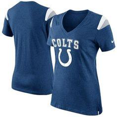 Men's Indianapolis Colts Pro Line Gray Monument Crew Sweatshirt