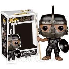 Game of Thrones Unsullied Pop! Vinyl Figure