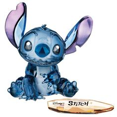 Reeds Jewelers - Swarovski Crystal Disney Stitch Limited Edition 2012 Collectible $325