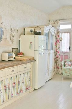 Shabby Chic Kitchen Cabinets Contemporary With Images Of Shabby Chic Concept New On Design
